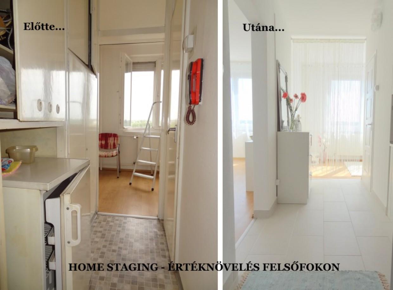 A Home Staging workshop egyik hatalmas sikerstoryja – avagy egy tanítvány első igazi Home Staging munkája