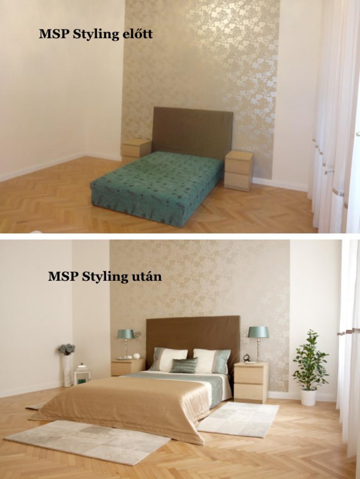 Mennyit számít az MSP Home Staging styling?