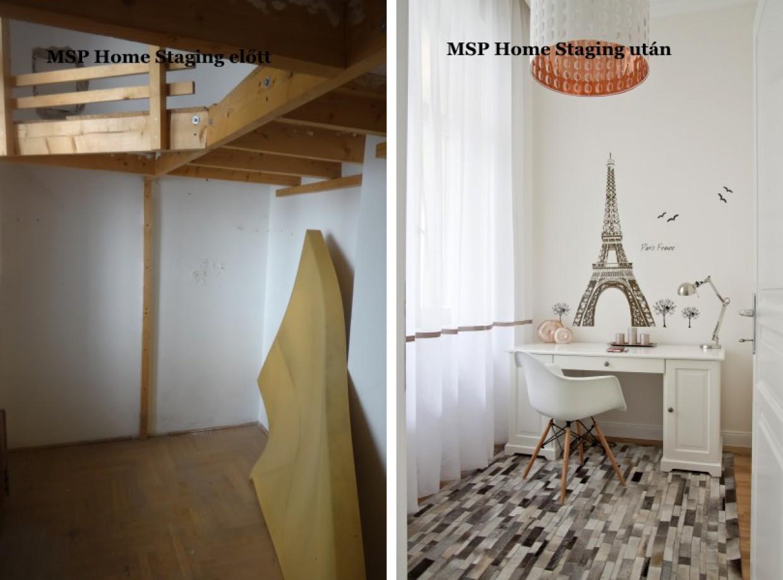 Egy csodás Home Staging átlakulás a legmagasabb szinten