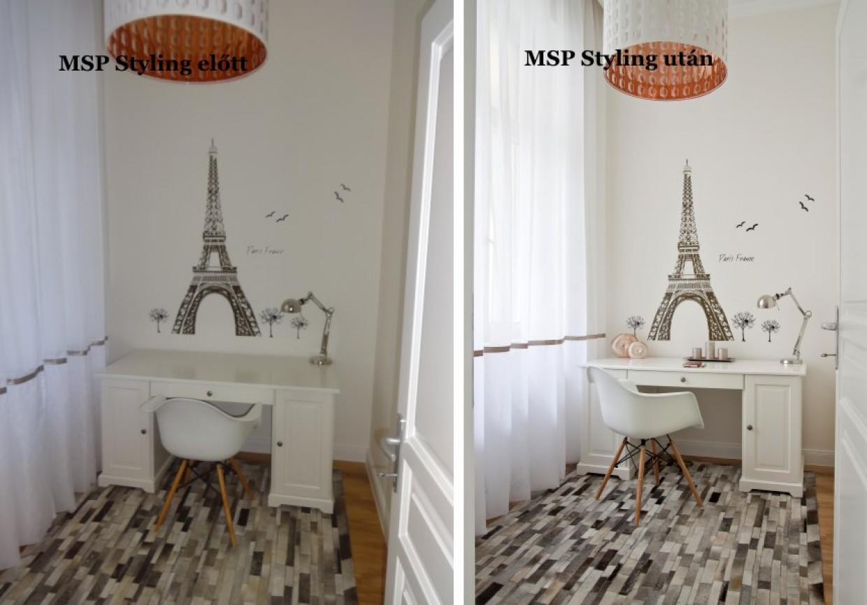 Milyen egy Home Stagingelt lakás styling nélkül?
