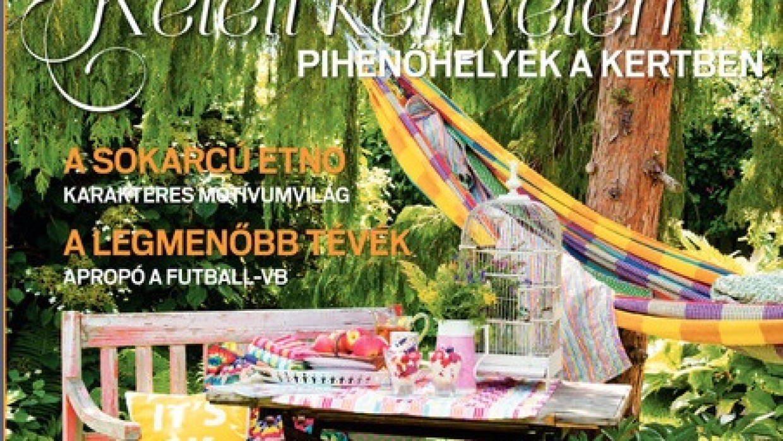 Home Staging az Otthon magazinban is!