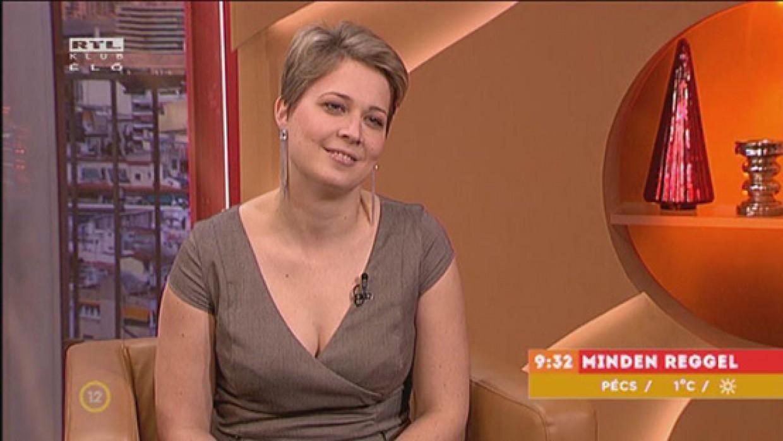 Újra az RTL Klubon az MSP Design vezető tervezője Dr. Miklós-Somogyi Patrícia
