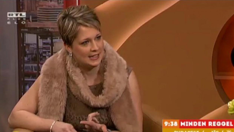 Újra az RTL Klubon, ezúttal a faldekorációkról beszélgettünk!